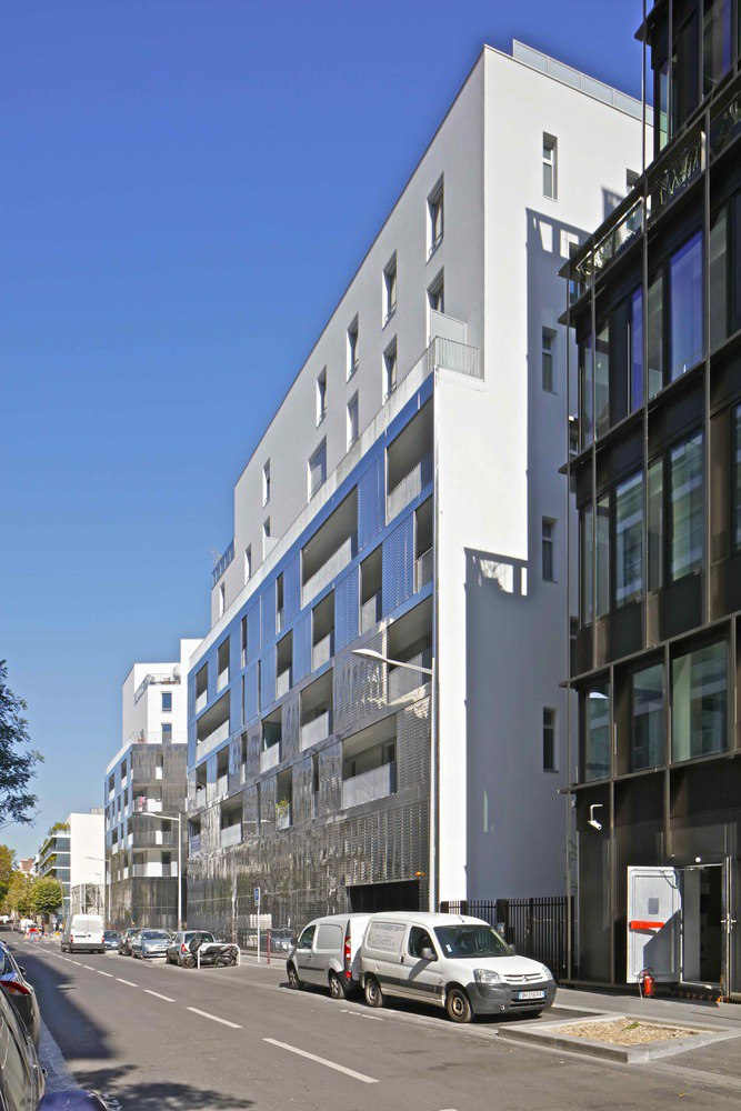 Cap City Rives de Seine / PPA architectures