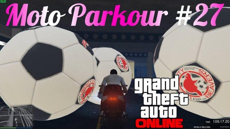 GTAV - Moto Parkour 27