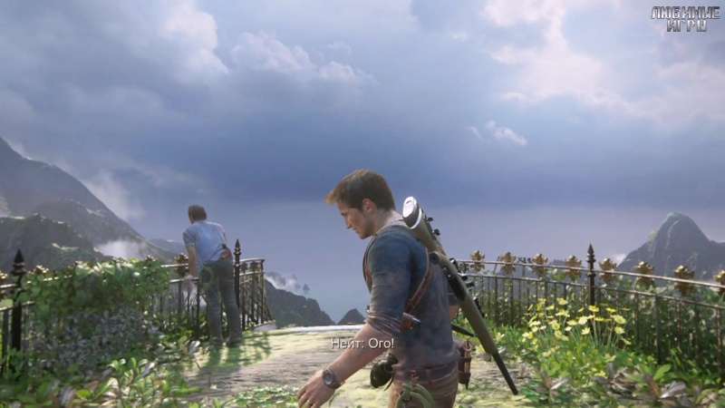 Uncharted 4: A Thief's End - ВОРЫ ЛИБЕРТАЛИИ [14]
