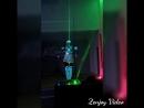 лазерное шоу Lazergirl
