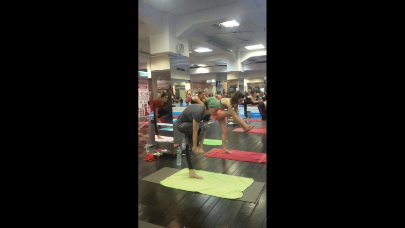 Bikram yoga 4112017