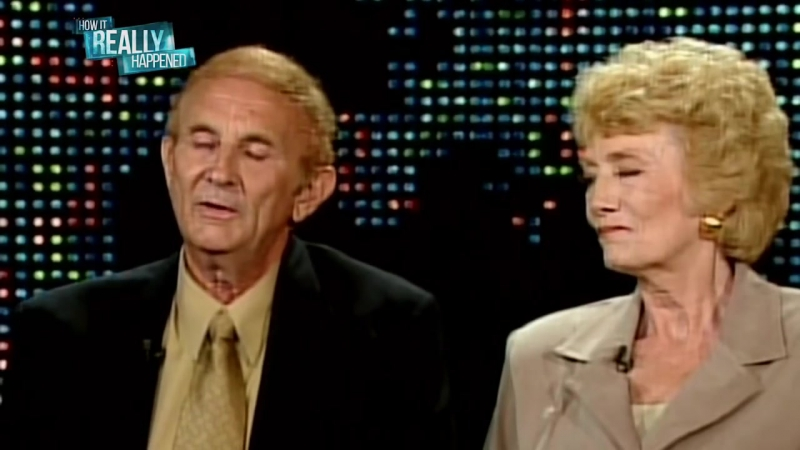 Jeffrey Dahmers parents on Larry King Live (Родители Джеффри Дамера на интервью у Ларри Кинга)