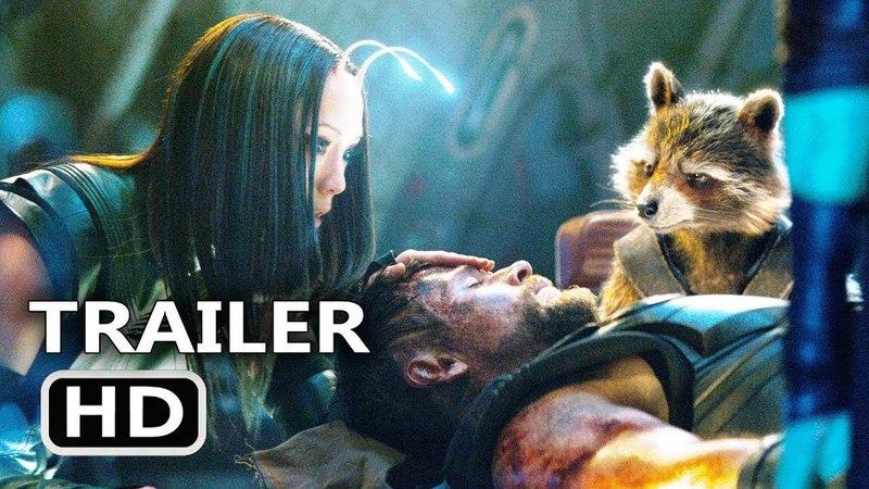 AVENGERS: INFINITY WAR Thor Meets The Guardians Clip [HD] Chris Hemsworth, Chris Pratt