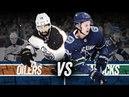 NHL 18 PS4. REGULAR SEASON 2017-2018: Edmonton OILERS VS Vancouver CANUCKS. 03.29.2018. (NBCSN) !