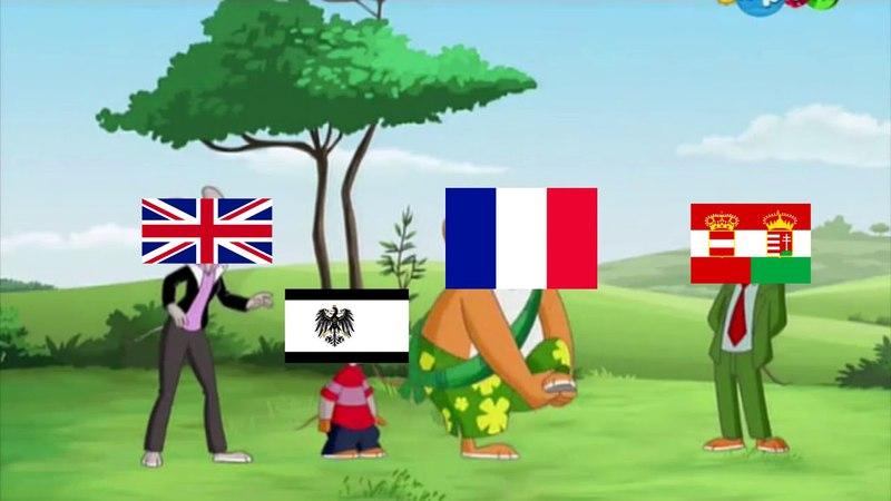 Франко-прусская война (Мем)