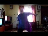 Танец под дабстеп