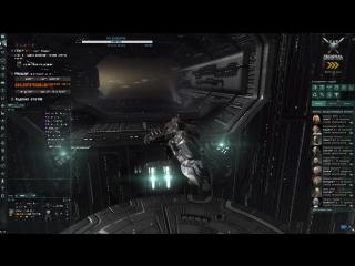 [RU] EVE Online Фракционные Войны #024 Опасный блице-крабинг