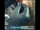 Пирсинг перегородки носа Септум