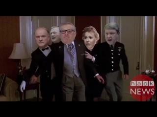 Hack News - Реакция на выдвижение Путина (часть 2)
