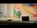 Шоу-танец Цветы. Сиротинина Полина и Лукьянчикова Ангелина. 3 место