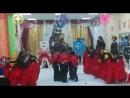 новогодняя ёлка в детском саду. Испанский танец!