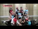 [Танцевальная практика] 180111 좋은 바이브 - After This Night JTBC @ Mix9.Полная версия.
