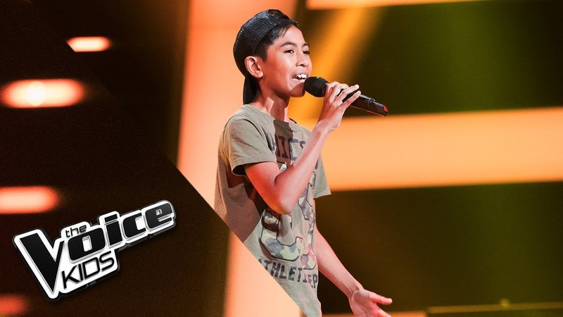 Farinho – That's What I Like   The Voice Kids 2018   The Blind Auditions