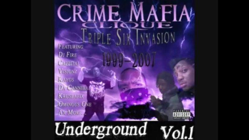 Crime Mafia Clique - Closer To Hell (Ft. Playa R.I.P. Omninous One) vs DJ PhonkKight XIII