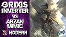 Jolt - Modern - Grixis Inverter vs Abzan Mimic