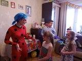 Отзыв о празднике с Леди Баг от Либерти-Арт Москва