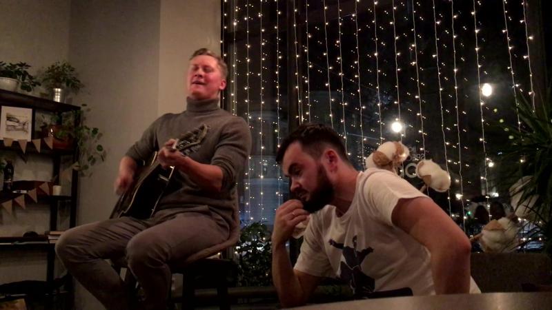 Музыкальная импровизация - Песня про нянь (9 января 2018)