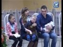 В Культурном Центре Сухонский прошла торжественная регистрация детей родившихся в 2018 году