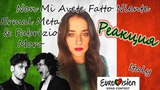 Ermal Meta &amp Fabrizio Moro - Non Mi Avete Fatto Niente - Italy РеакцияЕвровидение 2018