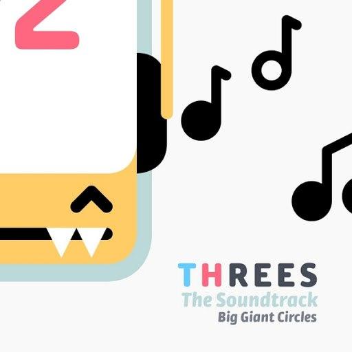 Big Giant Circles альбом Threes Soundtrack