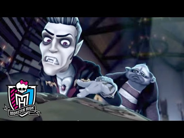 Unearthed Official Frights, Camera, Action! Trailer | Monster High