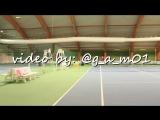 Интервью теннисный центр.