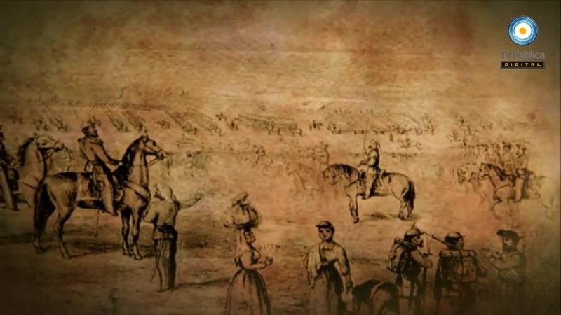 Guerra Guasú (Война Тройственного альянса: Геноцид по-латиноамерикански) Глава 3. / Режиссеры: Алехандро Ф. Мохан, Пабло Рейеро.