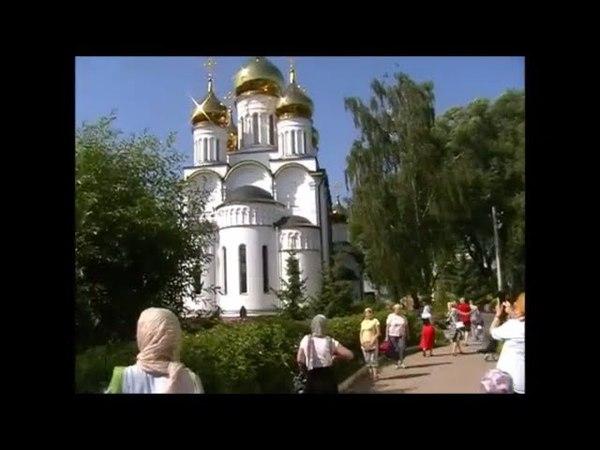 Переславль Залесский Свято Никольский монастырь Золотое Кольцо России