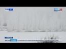 Взрыв льда на Томи в Кемерове сняли на видео с помощью квадрокоптера