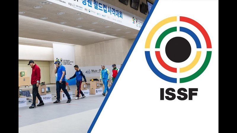 10m Air Pistol Men Final - 2018 ISSF World Cup Stage 2 in Changwon (KOR)