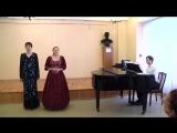 Дуэт Лизы и Полины из оперы П.И.Чайковского