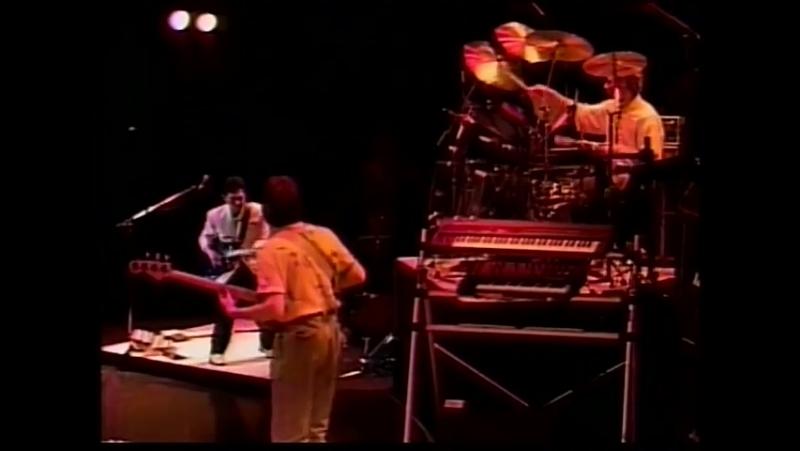 Kazumi Watanabe, Bill Bruford Jeff Berlin - Hiper K ¦ City - Live 1987