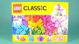 LEGO Classic 10694 Creative Supplement Bright Set Unboxing
