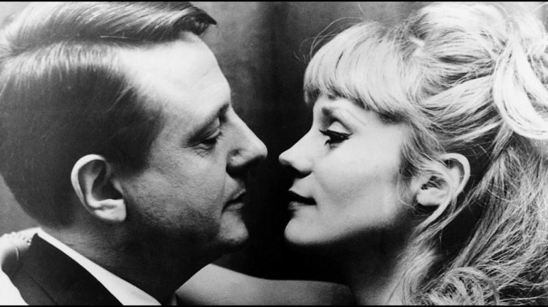 Нежная кожа / La peau douce / Франсуа Трюффо, 1964 (драма, мелодрама)