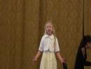 Широбокова Анастасия Лесная песнь Э. Григ лауреат III степени, Урал собирает друзей Оренбург 2017