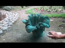 Ольга Малгобек - как сделать кашпо своими руками для сада или дачи. У
