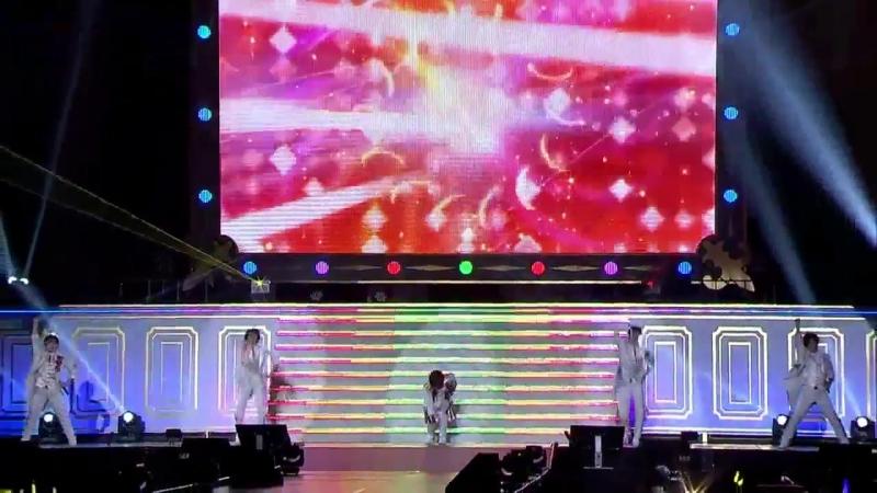 Tatsuyuki Kobayashi, Wataru Urata, Kotaro Hashimoto, Naruhito Hasegawa Takuhiro Eda — «Koi no Royal Straight Flush» (Live MRS)