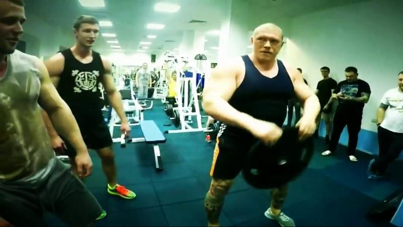 Макс Новосёлов Highlights / MMA FIGHTER FROM PRISON HD