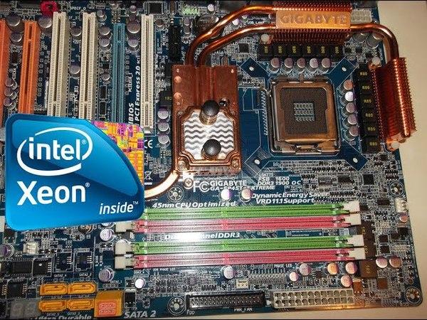 Gigabyte EP45T EXTREME XEON X5472 @3.61Ghz.@3.71Ghz. OVERCLOCK-BIOS AYARLARI