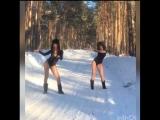 Русские забавы 😍С 8 марта , девочки 💋