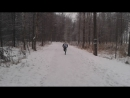 ГТО. Бег на 3 км. 2017 г. 3 ступень. Серёжа пробежал за 13 минут. С большим отрывом от остальных ребят.🏃🏃🏃