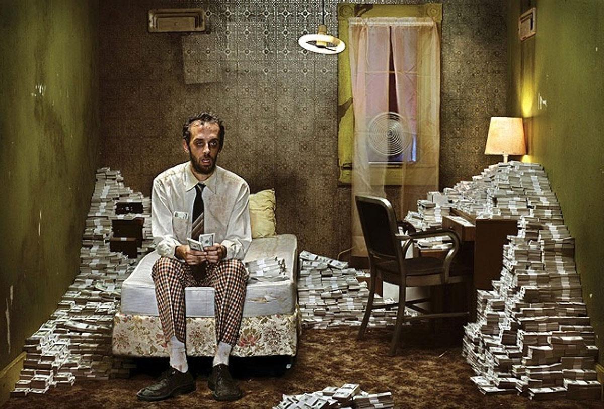 Томич выиграл 16,5 млн в лотерее, купив билет за 80 рублей