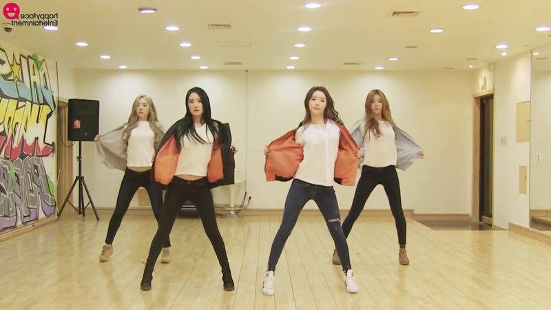 Dalshabet (달샤벳) - 너 같은 (Someone like U) Dance Practice (Mirrored)