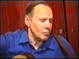 Сергей Орехов, Фёдор Конденко и Надежда Тишининова - концерт на квартире Владимира Салахутдинова