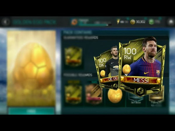 Golden Egg Event is Live in FIFA Mobile 18 Final Part Full Scenes, Players and Design Concepts.
