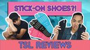 TSL Reviews: Nakefit Stick-On Shoes