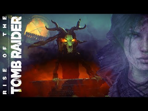 Rise of the Tomb Raider: Baba Yaga ♠ БЕЗ ЛАГОВ (Часть 2) ♠ Полное женское прохождение на русском