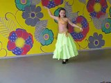 Школа арабского танца Хабиби- Саша Игнатьева- соло