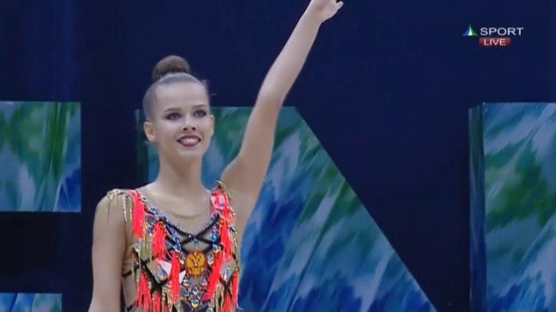 Ekaterina Selezneva - Clubs AA - WC Tashkent 2018