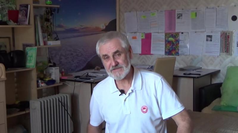 Виктор Пошетнев. Новости каналов. 27.12.17.Примеры с ДНК